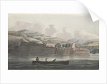 Fort Edward, Martinique by Edward Pelham Brenton
