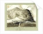 Tristan da Cunha South Atlantic by C. W. Browne