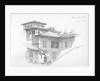 Common houses, Ivrea, 27 June 58 by John Brett