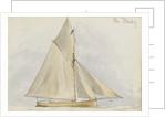 Sailing vessel 'The Baby' by John Brett