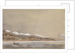 Punta Avena, Magellan Straits by Harry Edmund Edgell