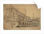 The 'Deventer' by Willem Van de Velde the Younger