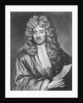 Willem van de Velde, the Younger (1633-1707) by Godfrey Kneller