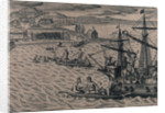 Voyage of the Dutch to the Gold Coast of Guinea, 1600 by Johannus Theodorus de Bry