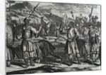 Reception of Don Vasco da Gama by the Sammoryn in Calicut, 1607 by unknown