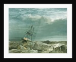 HMS 'Investigator' trapped in the ice, 8 October 1850 by S. Gurney