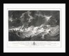 To Sir Peter Parker... This Representation of the distressed situation of his Majesty's Ships 'Hector' and 'Bristol' when dismasted in the Great Hurricane, Octr 6th, 1780... by... Willm Elliott by William Elliott