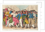 The Liberty of the Subject [the Press Gang] by James Gillray