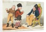 John Bull, making a Naval Enquiry by S.W. Fores