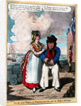 Jack and Poll at Portsmouth, after the Battle of Trafalgar by Argus