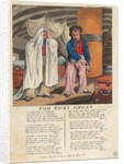 Tom Tack's Ghost by Thomas Rowlandson