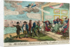 The Merchants Memorial to Alley Croker by George Cruikshank