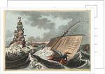 The Progress of a Midshipman exemplified in the career of Master Blockhead in seven plates & Frontispiece by George Cruikshank