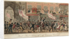 Point Steer, Portsmouth, or, the Coxwain Carousal by Robert Cruikshank