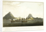 View of the Island of Banda-Neira by Christopher Cole