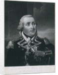 Rear Admiral Sir Thomas Louis (1759-1807) by Richard Livesay