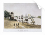 North River ferry boat (American) by Currier & Ives (publishers)