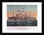 The 'steam ship 'Leviathan' ('Great Eastern') by F. Sala & Co