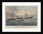 Royal Mail steam ship 'Scotia' (1862) by Currier & Ives
