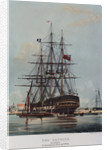 The East Indiaman 'Repulse' in East India Dock Basin, 25 September 1839 by Charles Henry Seaforth