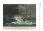 The Clyde, Capt D.N. Munro off Point Natal, Nov 1st 1826 in a gale.... Messrs Fairlie, Bonham & Co.... by J.F. Owen