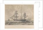 The 'Gloriana' Indiaman (1843) by Thomas Goldsworth Dutton