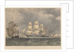 The 'Marlborough' East Indiaman (1846) 1450 Tons by Thomas Goldsworth Dutton
