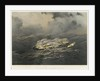 The East Indiaman 'Sutlej' in a hurricane by Thomas Goldsworth Dutton