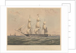 The 'Blenheim' East Indiaman (1848), 1400 Tons by Thomas Goldsworth Dutton