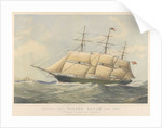 'Silver Eagle' (1861) clipper ship, 1046 Tons by Thomas Goldsworth Dutton