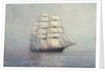 'Cutty Sark' (1869) by Gregory Robinson