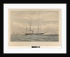 HM steam frigate 'Bulldog' (1845) by G Morrison