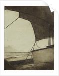 Part of deck and sail by John Everett
