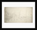 Portrait of the 'Dover'? by Willem Van de Velde the Younger