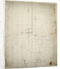 An English three-decker at anchor by Willem van de Velde the Elder
