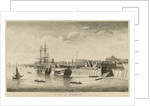 A view of Woolwich by John Boydell