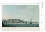 Cape Brun to the gorge of St Andre, Toulon by Knight