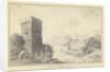 View of Bastia, Corsica, circa 1794-1796 by unknown