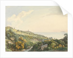 View west of Bastia, Corsica by unknown