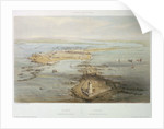 View of Cadiz by A. Guesdon