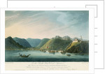 View of the west side of Porto Ferrajo Bay by James Weir