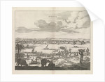 View of Surat, circa 1660 by unknown