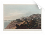 Country west of Algiers from the British Consul General's garden by W. G.