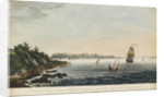 A view of Quebec by William Peachy