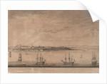 A view of Quebec by Hervey Smyth