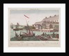 View of Salem, America by Balth Frederic Leizel