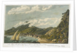 View of the bay & town of St Pierre (Martinique) by Cooper Willyams