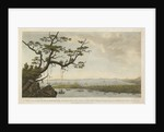 A view of part of the island of Martinique, Pigeon Island, Gros Islet Bay, Shaque Bay & part of Careenage Bay, St Lucia by Charles Forrest Forrest