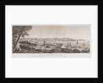 View of Sydney and the Paramatta river by LeSueur