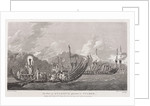 The fleet of Otaheite assembled at Oparee by William Hodges
